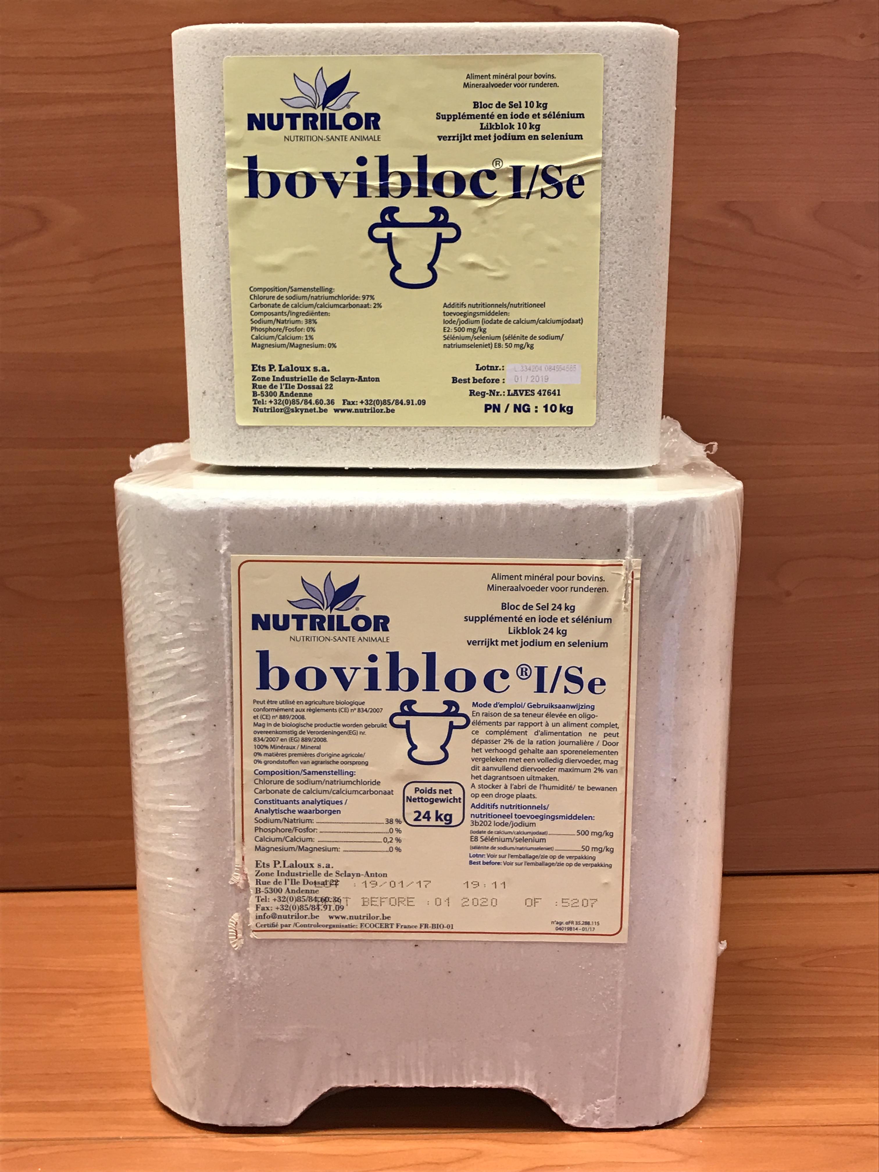 Bovibloc I/Se Nutrilor